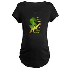 Money Reiki Infused T-Shirt
