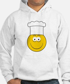 Chef/Cook Smiley Face Hoodie