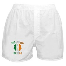 Billings Irish Boxer Shorts