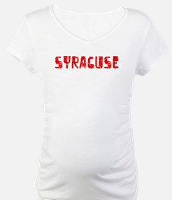 Syracuse Faded (Red) Shirt
