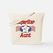 Superstar Aunt Tote Bag