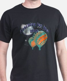 Ballooning space T-Shirt