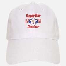 Superstar Doctor Baseball Baseball Cap