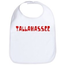 Tallahassee Faded (Red) Bib