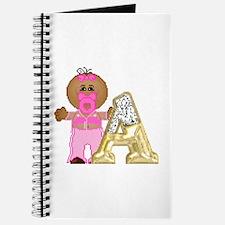 Baby Initials - A Journal