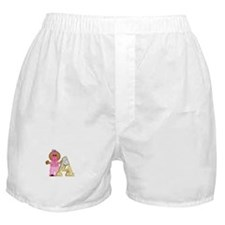 Baby Initials - A Boxer Shorts