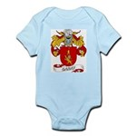 Garay Family Crest Infant Creeper