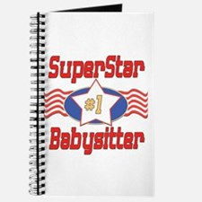 Superstar Babysitter Journal