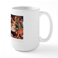 Pug Home Mug