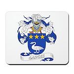 Garces Family Crest Mousepad