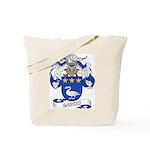Garces Family Crest Tote Bag