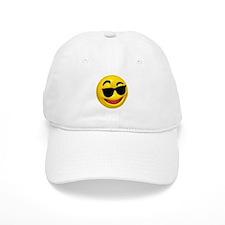 Cool Shades Face Baseball Cap