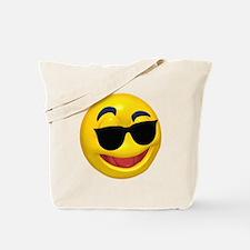 Cool Shades Face Tote Bag