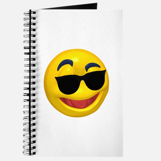 Cool Shades Face Journal