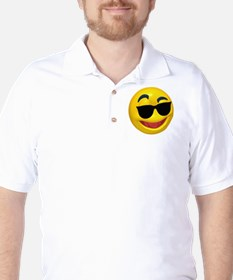 Cool Shades Face T-Shirt