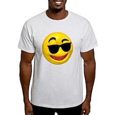 Cool Shades Face T-Shirt