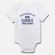 Property of Gammie Infant Bodysuit