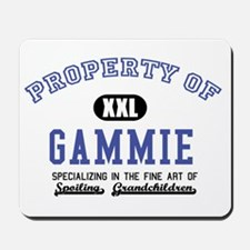 Property of Gammie Mousepad
