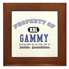 Property of Gammy Framed Tile