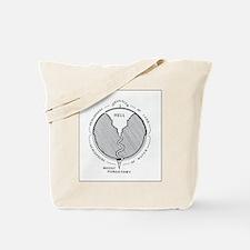 Cool Divine comedy Tote Bag