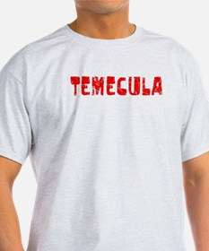 Temecula Faded (Red) T-Shirt
