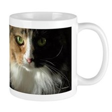 The Cat's Eyes Small Mug