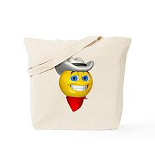Cheesy Cowboy Tote Bag