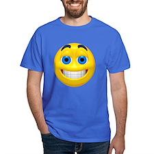 Happy Cheesy Face T-Shirt