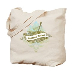 Thailand Rocks Tote Bag