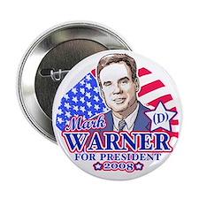 Mark Warner 2008 Button
