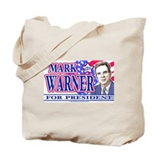 Mark Warner 2008  Tote Bag