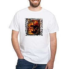 Dark Burning Skull - Shirt
