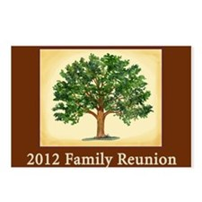 Family Reunion Postcards (Package of 8)