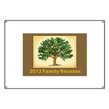 Family Reunion Signature Banner