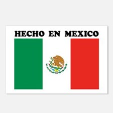 Hecho en Mexico Postcards (Package of 8)
