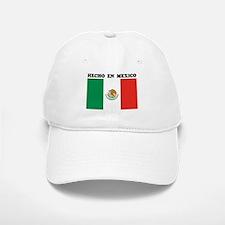 Hecho en Mexico Baseball Baseball Cap