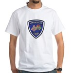 Lansing PD Canine White T-Shirt
