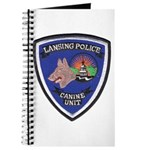 Lansing PD Canine Journal