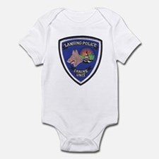 Lansing PD Canine Infant Bodysuit