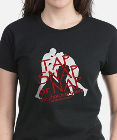 TAP SNAP OR NAP, THE CHOICE I Tee