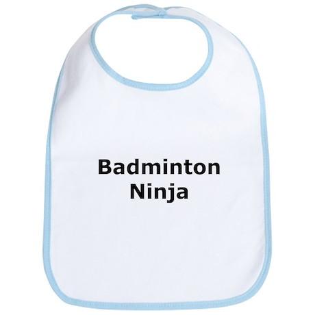Badminton Ninja Bib