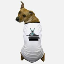 Bunny Massage Dog T-Shirt