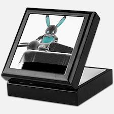 Bunny Massage Keepsake Box