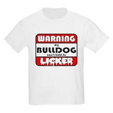 Bulldog LICKER T-Shirt