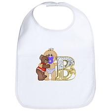 Baby Initials - B Bib