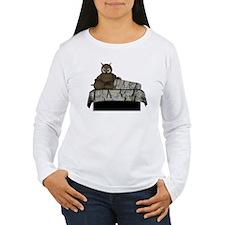 Owl Massage T-Shirt