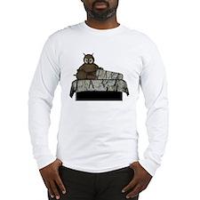 Owl Massage Long Sleeve T-Shirt