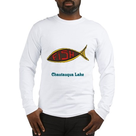 Fish in Fish Long Sleeve T-Shirt