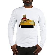 Bear Massage Long Sleeve T-Shirt