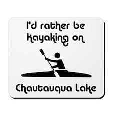 Kayaking Mousepad